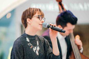 Mit der Jazzband Trio Merlot buchen Sie elegante Jazz musik für Ihre Hochzeit