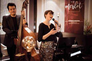 Die Hochzeitsband Trio Merlot aus Stuttgart - Jazz zur Hochzeit - Jazzband Hochzeit